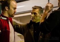 When Elvis Stojko is sick of your shit! Aaron Heels' Tim receives sage advice from Elvis' Kurdt Waidmann.