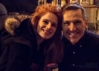 Actors Paige Foskett and Elvis Stojko, these two were so great on screen together!