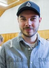 Director of Photography Bryan Piggott!
