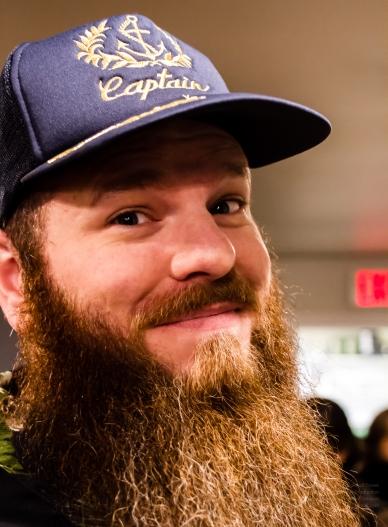 Producer Ryan Kobold.