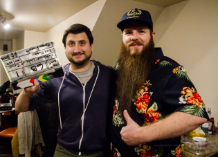 Director Lee Foster and Producer Ryan Kobold!