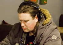 Reid Goobie on sound!