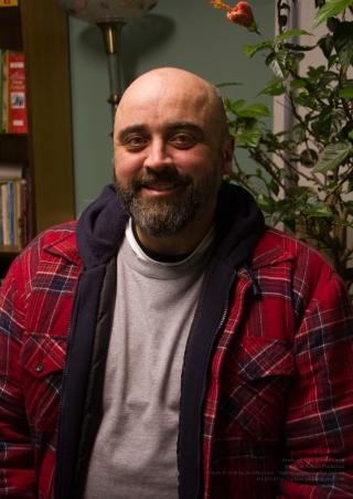 Actor Ryan Way, Bill.